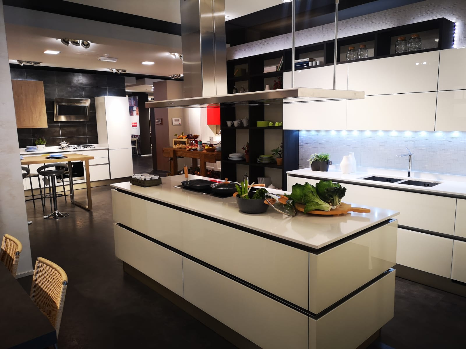 Showroom Veneta Cucine Lissone