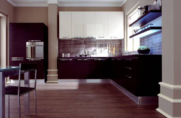 cucina angolare modello extra veneta cucine