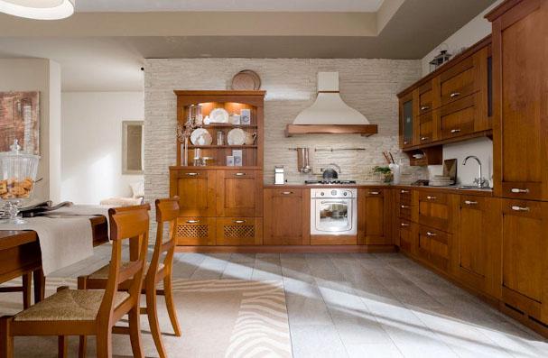 Cucina classica ca 39 d 39 oro veneta cucine for Veneta cucine classiche