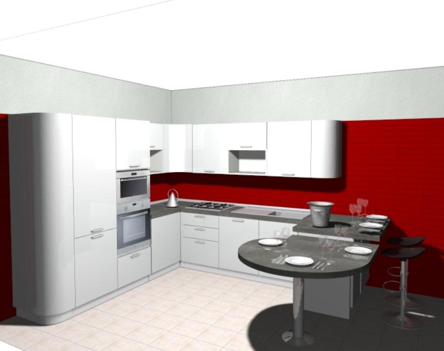 progetti su misura per Veneta cucine